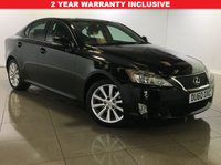 USED 2010 60 LEXUS IS 250 2.5 SE-I 4dr 2 year warranty Inclusive