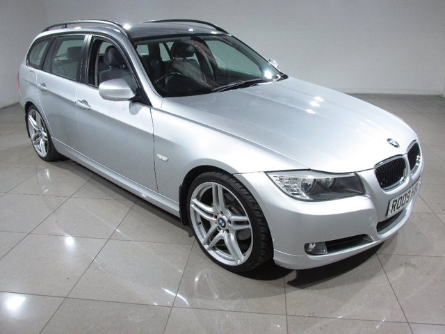 View our 2009 09 BMW 3 SERIES 2.0 318d SE Touring 5dr