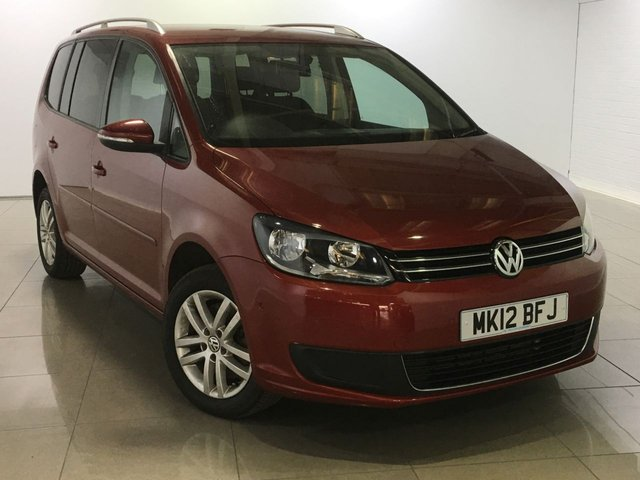 View our 2012 12 VOLKSWAGEN TOURAN 2.0 TDI BlueMotion Tech SE 5dr
