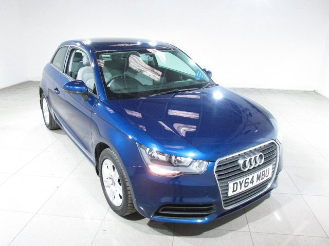 View our 2014 64 AUDI A1 1.6 TDI SE 3dr