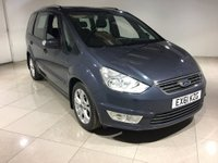 USED 2011 61 FORD GALAXY 2.0 TDCi Zetec 5dr 7 Seats / Parking Sensors