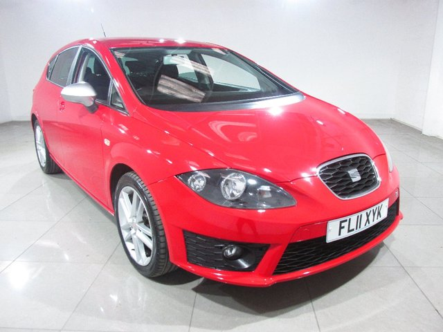 View our 2011 11 SEAT LEON 2.0 TDI CR FR 5dr
