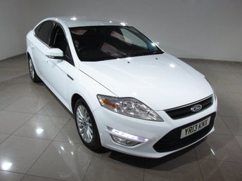 2013 FORD MONDEO}