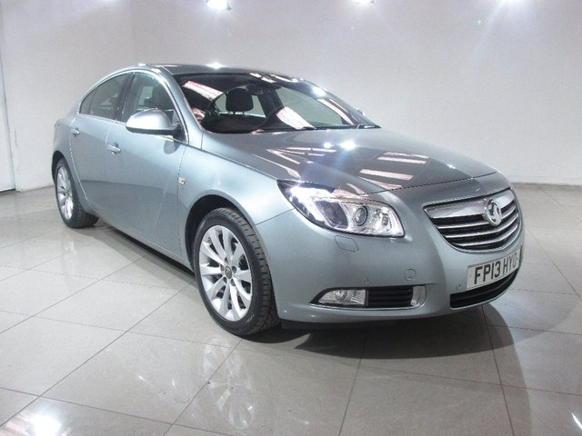 View our 2013 13 VAUXHALL INSIGNIA 2.0 CDTi ecoFLEX 16v Elite 5dr