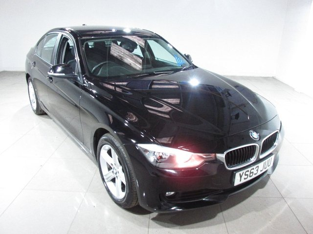 View our 2014 63 BMW 3 SERIES 2.0 316d SE 4dr (start/stop)