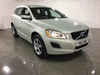 USED 2013 13 VOLVO XC60 2.0 D4 R-Design 5dr (start/stop) Full Two Tone Leather Interior