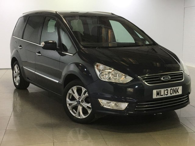 View our 2013 13 FORD GALAXY 2.0 TDCi Titanium 5dr