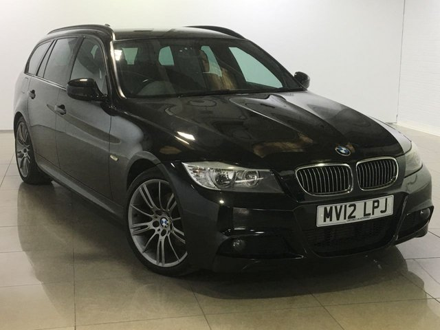 View our 2012 12 BMW 3 SERIES 2.0 320d Sport Plus Touring 5dr