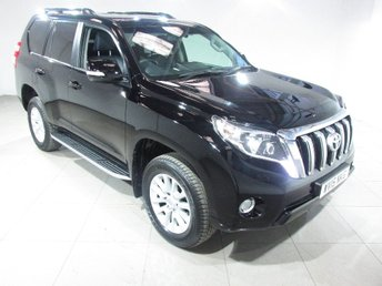 2015 TOYOTA LAND CRUISER 3.0 D-4D Icon 5dr (7 seat) £32811.00