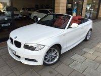 2013 BMW 1 SERIES 2.0 118I M SPORT 2d AUTO 141 BHP £15495.00