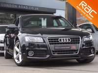 USED 2011 11 AUDI A5 2.0 TDI S Line Sportback Multitronic 5dr ZERO DEPOSIT FINANCE AVAILABLE