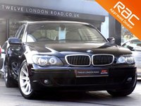 USED 2006 56 BMW 7 SERIES 3.0 730D SPORT 4d AUTO 228 BHP ZERO DEPOSIT FINANCE AVAILABLE