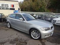 USED 2010 60 BMW 1 SERIES 2.0 120D M SPORT 5d 175 BHP NATIONALLY PRICE CHECKED DAILY