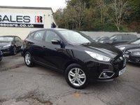 USED 2011 61 HYUNDAI IX35 1.7 STYLE CRDI 2WD 5d 114 BHP NATIONALLY PRICE CHECKED DAILY