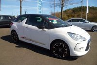 USED 2011 61 CITROEN DS3 1.6 DSTYLE PLUS 3dr SERVICE AND 12 MONTHS MOT INCLUDED