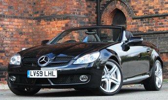 2009 MERCEDES-BENZ SLK 3.0 SLK280 2d AUTO 232 BHP £11975.00
