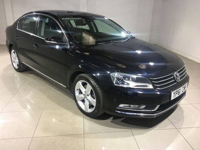 View our 2011 61 VOLKSWAGEN PASSAT 1.6 SE TDI BLUEMOTION TECHNOLOGY 4d 104 BHP
