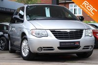 USED 2004 54 CHRYSLER VOYAGER 2.8 LX 5d AUTO 150 BHP