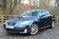 2007 LEXUS IS 250 2.5 250 SE 4d AUTO 204 BHP £4450.00