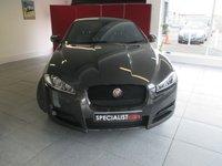2015 JAGUAR XF 2.2 D R-SPORT BLACK 4d AUTO 200 BHP £26995.00