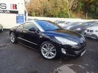 USED 2012 12 PEUGEOT RCZ 2.0 HDI GT 2d 163 BHP NATIONALLY PRICE CHECKED DAILY