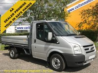 USED 2008 08 FORD TRANSIT 2.2Tdci 110 T300s Dropside/Pickup Very Low mileage only 28k