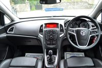 USED 2014 14 VAUXHALL ASTRA 2.0 CDTI ELITE S/S 5D 163 BHP CRUISE+LEATHER+HEATED SEATS
