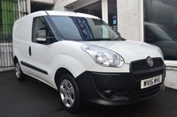 USED 2015 15 FIAT DOBLO 1.3 JTD Multijet 16v SX Panel Van 5dr EXCELLENT CONDITION + SIDE LOADING DOOR