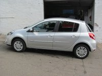 USED 2012 62 RENAULT CLIO 1.1 16v Expression + 5dr 2OWNER+BLUETOOTH+SERVICE HISTORY