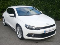2012 VOLKSWAGEN SCIROCCO 2.0 GT TDI 2d 170 BHP £11450.00