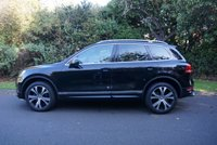 USED 2012 12 VOLKSWAGEN TOUAREG 3.0 V6 ALTITUDE TDI BLUEMOTION TECHNOLOGY 5d AUTO 242 BHP