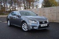 2014 LEXUS GS 2.5 300H SE 4d AUTO 220 BHP £16950.00