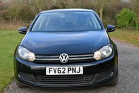 2012 VOLKSWAGEN GOLF 2.0 MATCH TDI BLUEMOTION TECHNOLOGY 5d 138 BHP £7995.00