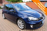 USED 2009 59 VOLKSWAGEN GOLF 2.0 GTD TDI 5d 170 BHP FULL VW SERVICE HISTORY 12 Months National Warranty Included