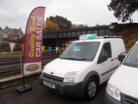 2003 FORD TRANSIT CONNECT 1.8 T200 SWB TDDI 1d 74 BHP £2195.00