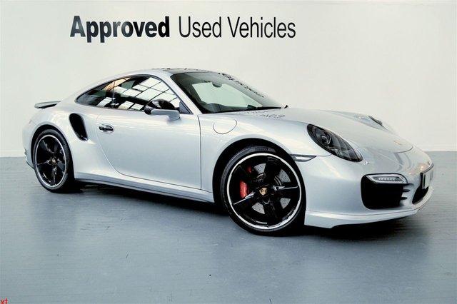 2014 64 PORSCHE 911 MK 991 3.8 TURBO PDK 2d AUTO 520 BHP