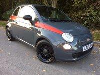 2012 FIAT 500 0.9 TWINAIR 3d 85 BHP £5995.00
