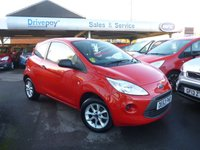 2013 FORD KA 1.2 STUDIO PLUS 3d 69 BHP £4999.00