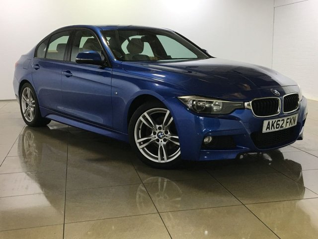 View our 2012 62 BMW 3 SERIES 2.0 320D M SPORT 4d AUTO 181 BHP