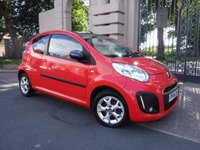 USED 2014 14 CITROEN C1 1.0 PLATINUM 3d 67 BHP *FINANCE ARRANGED*PART EXCHANGE WELCOME*