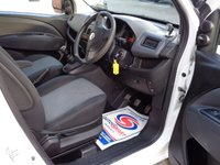 USED 2011 11 FIAT DOBLO 1.2 16V MULTIJET MAXI 1d 90 BHP