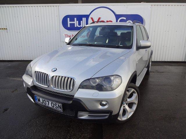 2007 07 BMW X5 3.0 D SE 5STR 5d AUTO 232 BHP