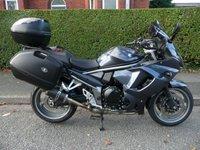 2014 SUZUKI GSX  1250 FAL4  £3995.00