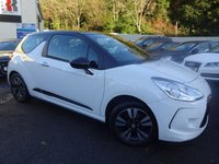 USED 2013 13 CITROEN DS3 1.2 DSIGN 3d 82 BHP NATIONALLY PRICE CHECKED DAILY