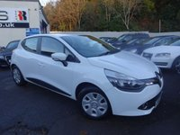 USED 2013 63 RENAULT CLIO 1.5 EXPRESSION PLUS ENERGY DCI ECO2 S/S 5d 90 BHP NATIONALLY PRICE CHECKED DAILY
