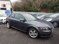 USED 2008 08 VOLVO C30 2.0 D SE LUX 3d 135 BHP NATIONALLY PRICE CHECKED DAILY