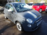 USED 2013 63 FIAT 500 1.2 COLOUR THERAPY 3d 69 BHP Great on fuel! Only £30 Road Tax! One Lady Owner from new, Just Serviced, MOT until September 2017 (no advisories)