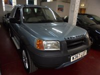 USED 2000 w LAND ROVER FREELANDER 1.8 HT/ST 3d 118 BHP