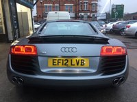 USED 2012 12 AUDI R8 4.2 V8 LIMITED EDITION 2d AUTO 424 BHP
