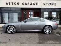USED 2008 08 JAGUAR XKR 4.2 XKR SUPERCHARGED 2d AUTO 416 BHP ** LEATHER * NAVIGATION **